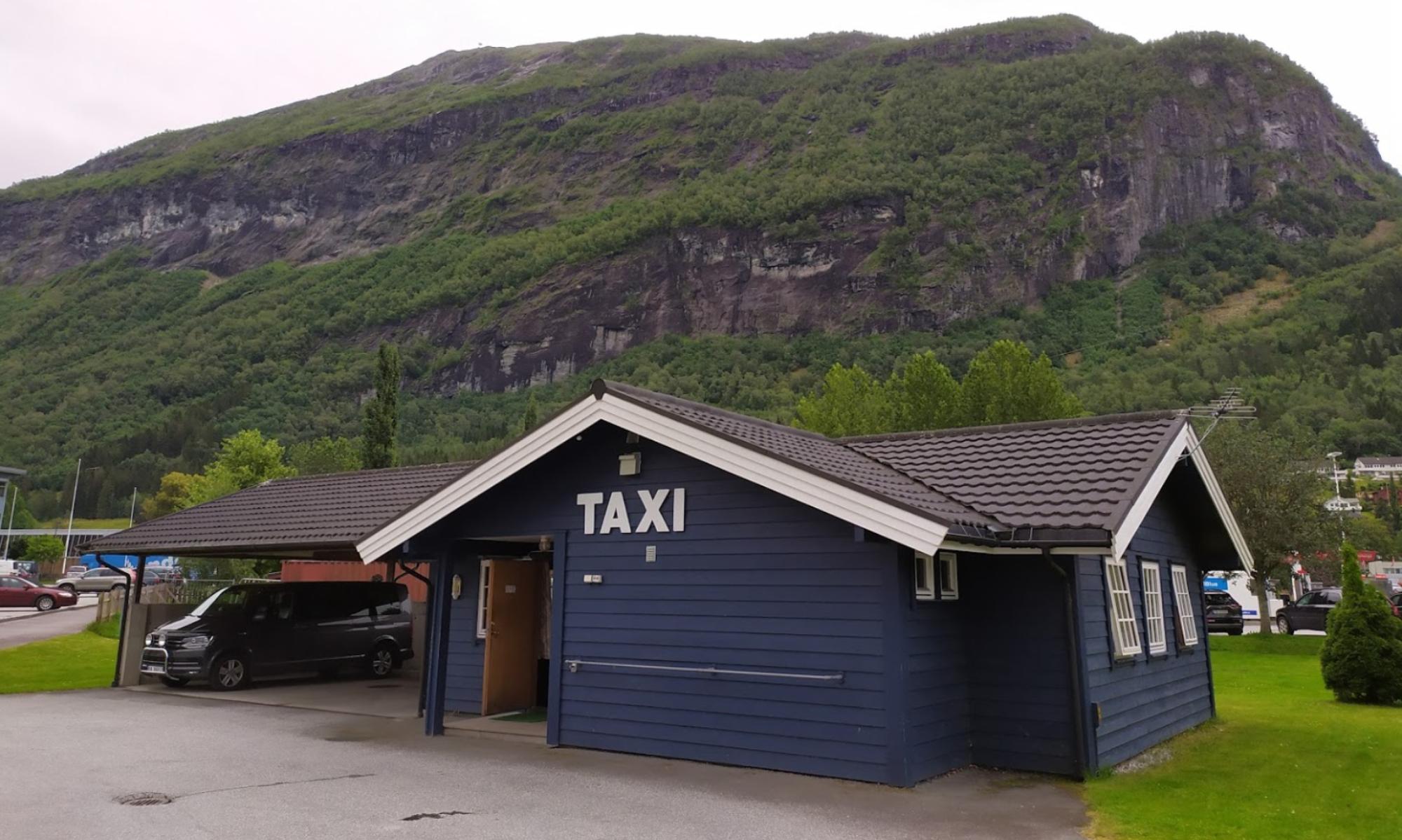 Stryn Taxi AS